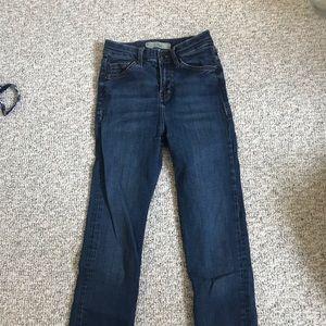 Topshop Jamie skinny jeans. Size 26